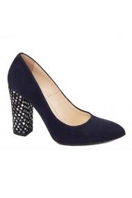 Pantofi dama din piele naturala 4569