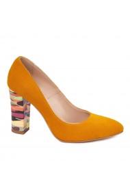 Pantofi dama din piele naturala 4573