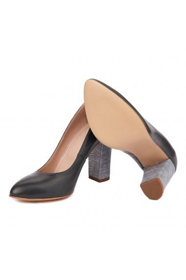 Pantofi dama din piele naturala 4578