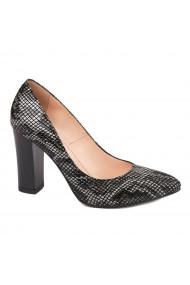 Pantofi dama din piele naturala 4579
