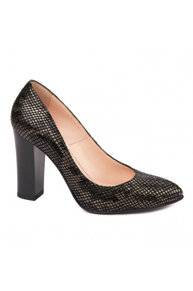 Pantofi dama din piele naturala 4580