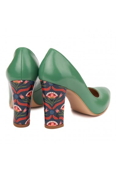 Pantofi dama din piele naturala 4582