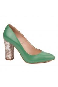 Pantofi dama din piele naturala 4583