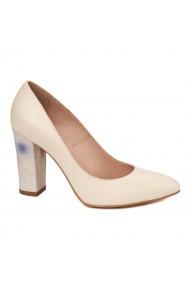 Pantofi dama din piele naturala 4584