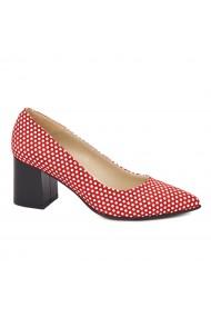 Pantofi dama din piele naturala 4533