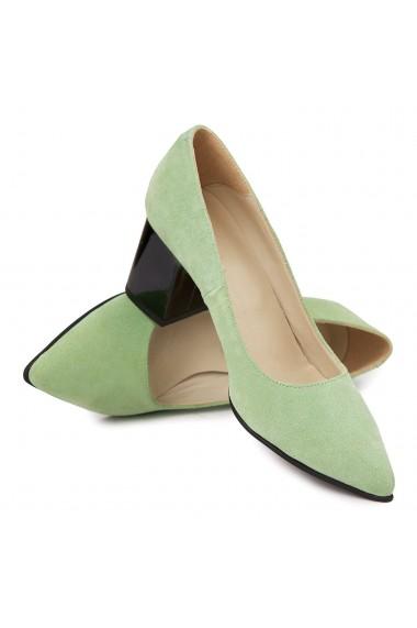 Pantofi dama din piele naturala 4540