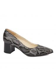 Pantofi dama din piele naturala 4543