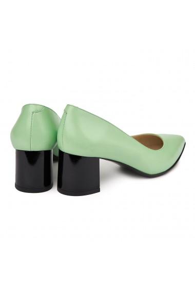 Pantofi dama din piele naturala 4544