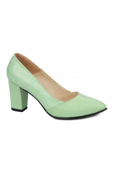 Pantofi dama din piele naturala 4546