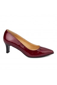 Pantofi dama din piele naturala 4549
