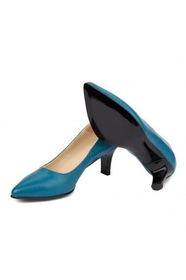 Pantofi dama din piele naturala 4550