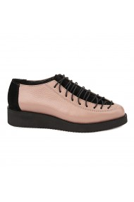 Pantofi dama casual piele naturala cu talpa usoara 1675