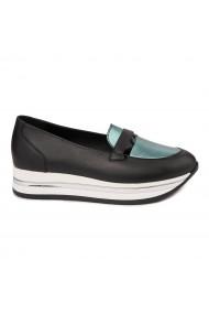 Pantofi dama casual din piele naturala1681