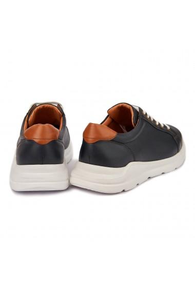 Pantofi barbati casual din piele naturala 0227