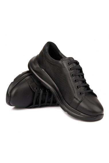Pantofi barbati casual din piele naturala 0229