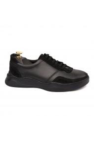 Pantofi sport barbati casual din piele naturala 0234