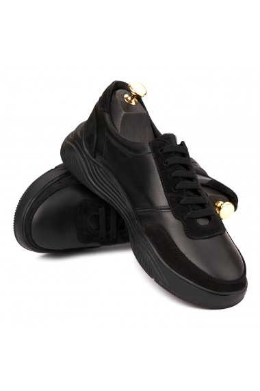Pantofi barbati casual din piele naturala 0234