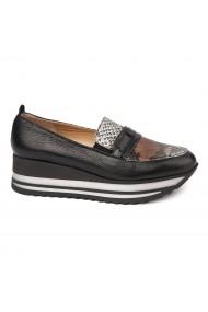 Pantofi dama fara siret din Piele 1709