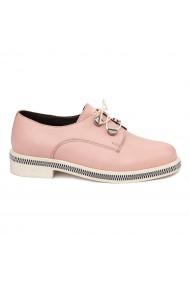 Pantofi dama casual din piele naturala 1808