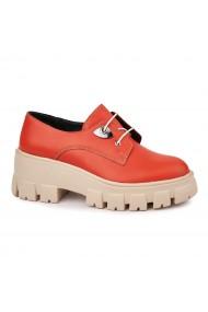 Pantofi dama casual din piele naturala 1809