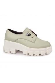Pantofi dama casual din piele naturala 1812