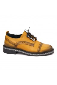 Pantofi dama casual din piele naturala 1816