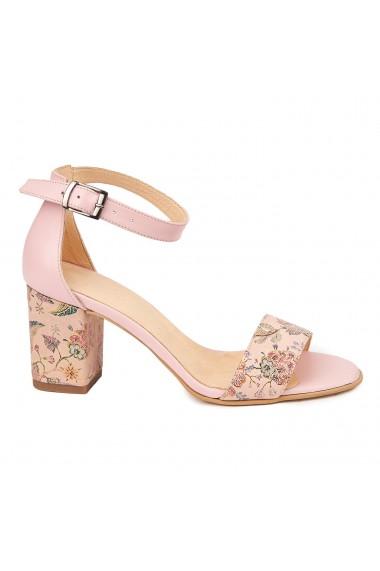 Sandale dama elegante din piele naturala 5312