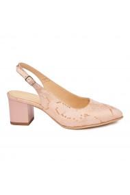 Sandale dama elegante din piele naturala 5315