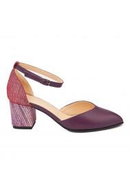 Sandale dama elegante din piele naturala 5316