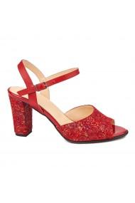 Sandale dama elegante din piele naturala 5317