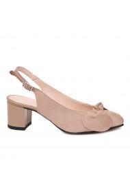 Sandale elegante din piele naturala 5339