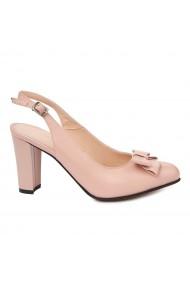 Sandale elegante din piele naturala 5340