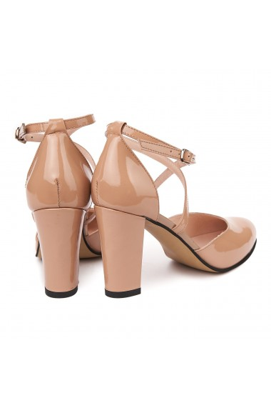 Sandale elegante din piele naturala 5341