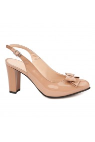 Sandale elegante din piele naturala 5345