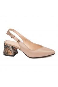 Sandale elegante din piele naturala 5349