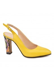 Sandale elegante din piele naturala 5352