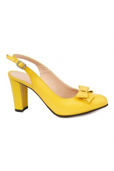 Sandale elegante din piele naturala 5353