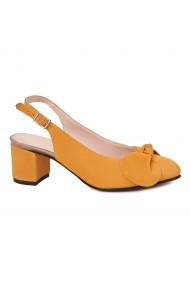 Sandale elegante din piele naturala 5354