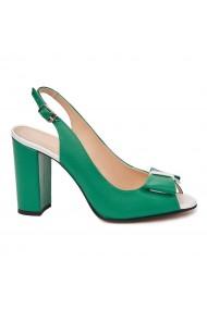 Sandale elegante din piele naturala 5366