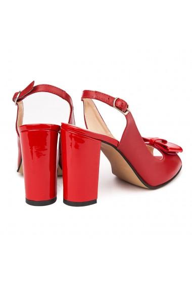 Sandale elegante din piele naturala 5370
