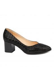 Pantofi dama din piele naturala 4668