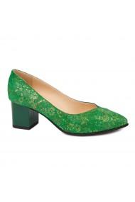 Pantofi dama din piele naturala 4669