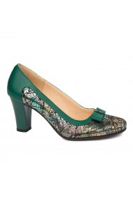 Pantofi dama din piele naturala 4672