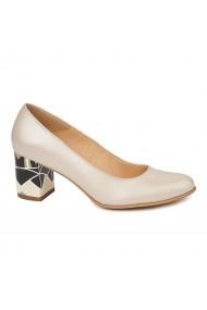 Pantofi dama din piele naturala 4673