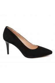 Pantofi dama din piele naturala 4676