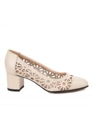 Pantofi dama din piele naturala 4677