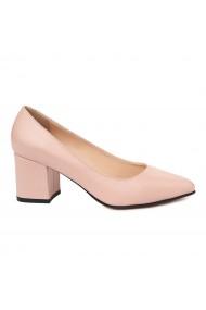 Pantofi dama din piele naturala 4681