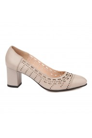 Pantofi dama din piele naturala 4682