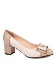 Pantofi dama din piele naturala 4684