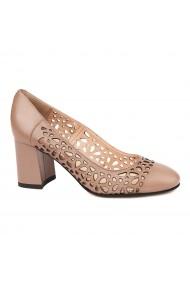 Pantofi dama din piele naturala 4688
